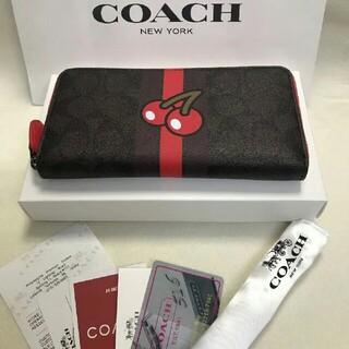 コーチ(COACH)の新品未使用 COACH コーチ 長財布 F56718(その他)