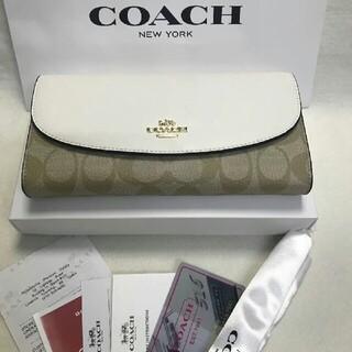 コーチ(COACH)の新品未使用 COACH コーチ 長財布 F54022(その他)