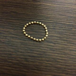 エテ(ete)のチェーンリング(リング(指輪))