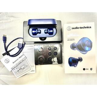 オーディオテクニカ(audio-technica)のオーディオテクニカ Bluetoothイヤホン(ヘッドフォン/イヤフォン)