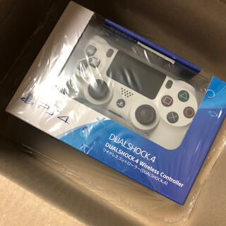 PlayStation4 - ps4 コントローラー dualshock4 白