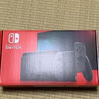 Nintendo Switch - NintendoSwitch本体グレー新品未使用 送料込