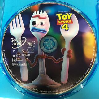 トイ・ストーリー - 【新品未再生】 MovieNEX トイストーリー4 DVD のみ