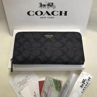 コーチ(COACH)の新品未使用 COACH コーチ 長財布 F74597(その他)