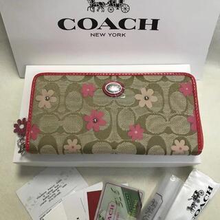コーチ(COACH)の新品未使用 COACH コーチ 長財布 F51339(その他)