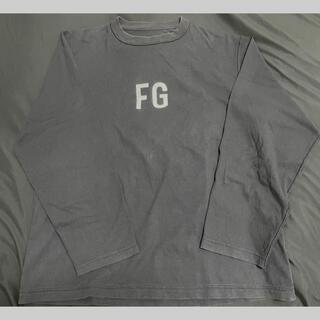 フィアオブゴッド(FEAR OF GOD)の大人気モデル‼️ FEAR OF GOD ロンT XLサイズ(Tシャツ/カットソー(七分/長袖))