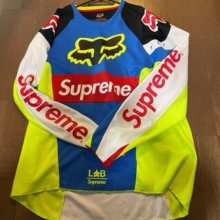 Supreme - 【XL】18SS Supreme Fox Racing Moto Jersey