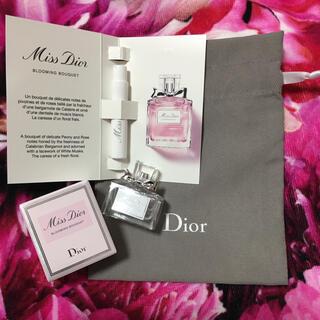Dior - ミスディオール  ブルーミング ブーケ オードトワレ  巾着袋 3点セット 新品