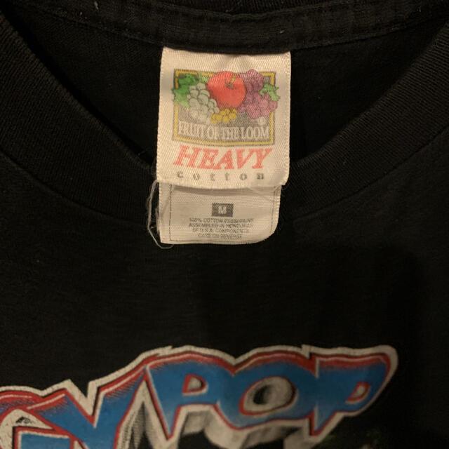 FEAR OF GOD(フィアオブゴッド)の【90'sヴィンテージ】Iggy Pop Tシャツ イギーポップ メンズのトップス(Tシャツ/カットソー(半袖/袖なし))の商品写真