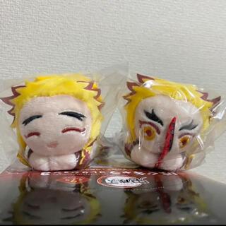 【新品 未使用】鬼滅の刃 はぐキャラコレクション3 煉獄杏寿郎セット 非売品付き