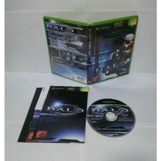 エックスボックス(Xbox)の≪Xbox≫ヘイロー(家庭用ゲームソフト)