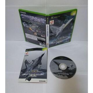 エックスボックス(Xbox)の≪Xbox≫エアフォースデルタII(家庭用ゲームソフト)