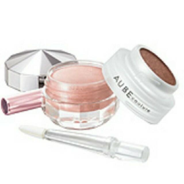 AUBE couture(オーブクチュール)の新品 オーブクチュール クリーム&ライナーシャドウ 01 コスメ/美容のベースメイク/化粧品(アイシャドウ)の商品写真