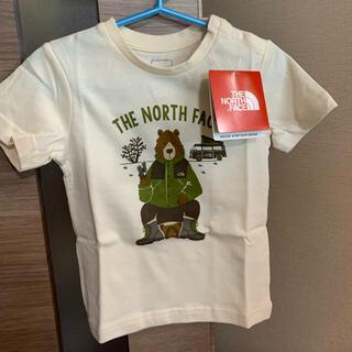 THE NORTH FACE - タグ付き 新品未使用 ノースフェイス ベビー キッズ 半袖Tシャツ くまクマさん