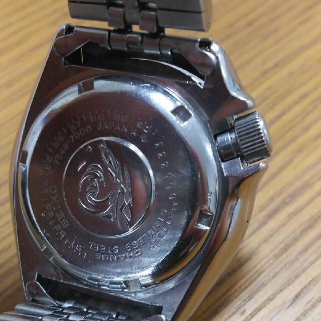 SEIKO(セイコー)のOH済 セイコー ダイバーズ 7548-7000 メンズの時計(腕時計(アナログ))の商品写真