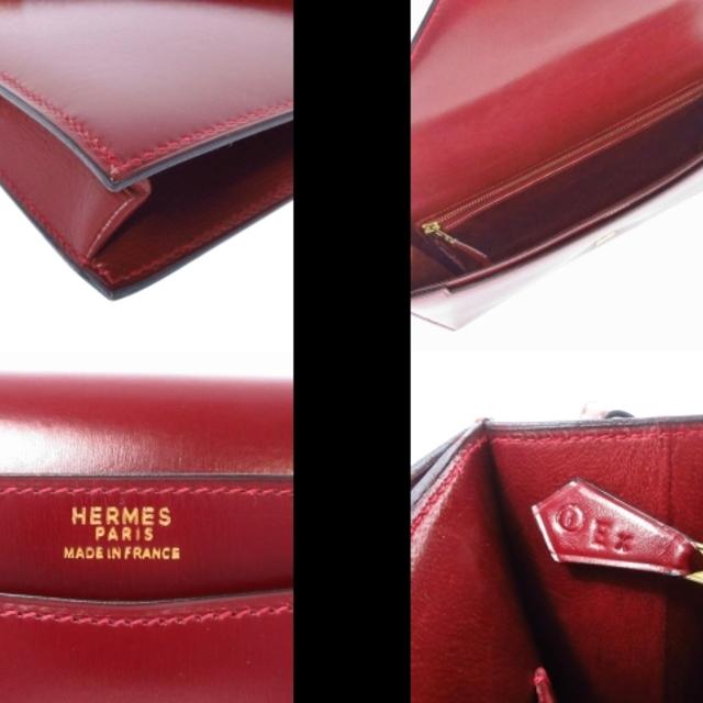 Hermes(エルメス)のエルメス美品  リディ ルージュアッシュ レディースのバッグ(ショルダーバッグ)の商品写真