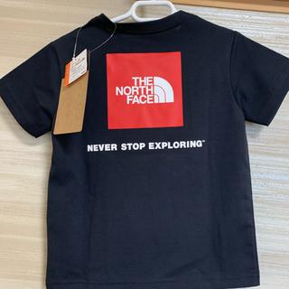 THE NORTH FACE - タグ付き ノースフェイス ベビー キッズ スクエアロゴティー 半袖 Tシャツ