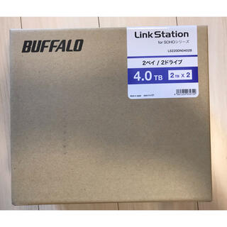 Buffalo - LS220DN0402B