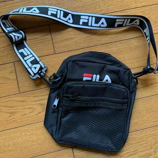 FILA - FILA フィラ ショルダーバッグ(男女兼用)