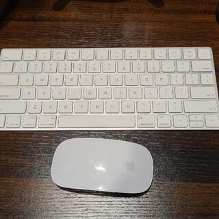 アップル(Apple)のApple Magic Keyboard(US) + Magic Mouse2 (PC周辺機器)