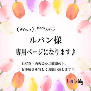 ルパン様【3-ヴィンテージローズ】【17】【14】蝶バネイヤリング(ピアス)