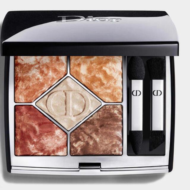 Dior(ディオール)のディオール  サンククルール アイシャドウ  限定 759 デューン コスメ/美容のベースメイク/化粧品(アイシャドウ)の商品写真