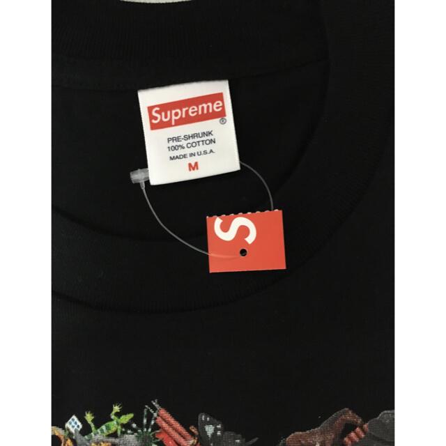 Supreme(シュプリーム)のSupreme Toy Pile Tee Black M メンズのトップス(Tシャツ/カットソー(半袖/袖なし))の商品写真