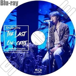 JYJ - ジェジュン THE LAST ON-CERT●Blu-ray