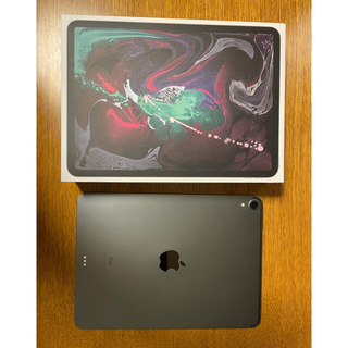 Apple - iPad Pro11(2018)WI-FI 64GB スペースグレイ