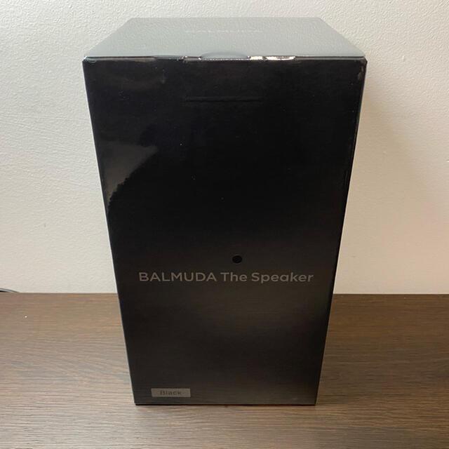 BALMUDA(バルミューダ)のバルミューダ ワイヤレススピーカー BALMUDA スマホ/家電/カメラのオーディオ機器(スピーカー)の商品写真