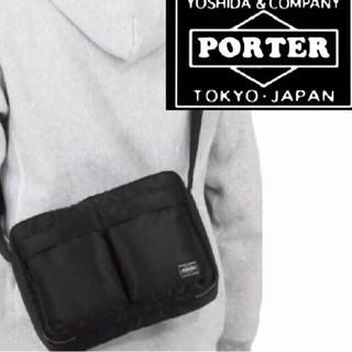 PORTER - ポーター  ショルダーバック タンカー