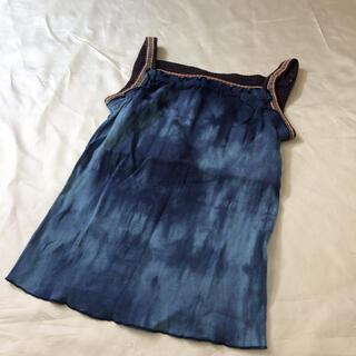 バーバリーブルーレーベル(BURBERRY BLUE LABEL)のバーバリーブルーレーベル タンクトップ(タンクトップ)