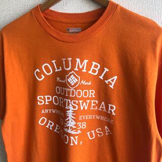 Columbia - コロンビア プリント Tシャツ Columbia