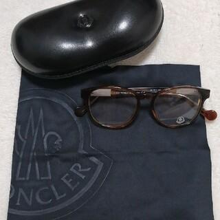 モンクレール(MONCLER)のモンクレール MONCLER メガネ ML5013(サングラス/メガネ)