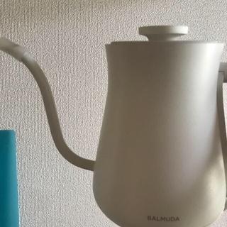 バルミューダ(BALMUDA)のバルミューダ ザポット balmuda the pot 1回のみ使用(電気ケトル)
