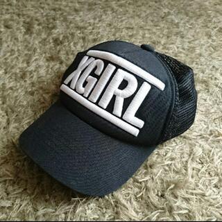 エックスガール(X-girl)の✨X-girl キャップ(キャップ)