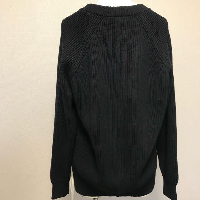 DEUXIEME CLASSE(ドゥーズィエムクラス)の新品タグ付き♡ドゥーズィエムクラス♡カーディガン ニット セーター ブラック レディースのトップス(カーディガン)の商品写真