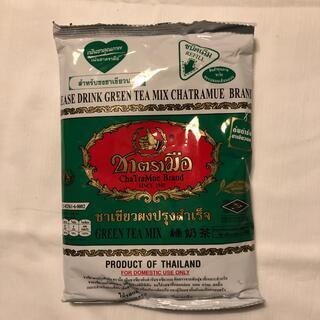 タイ チャトラムー グリーンティーミックス 200g(茶)