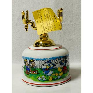 ディズニー(Disney)の【 未使用 】Disney  ミッキーマウス  オルゴール付き  電話機ホルダー(置物)