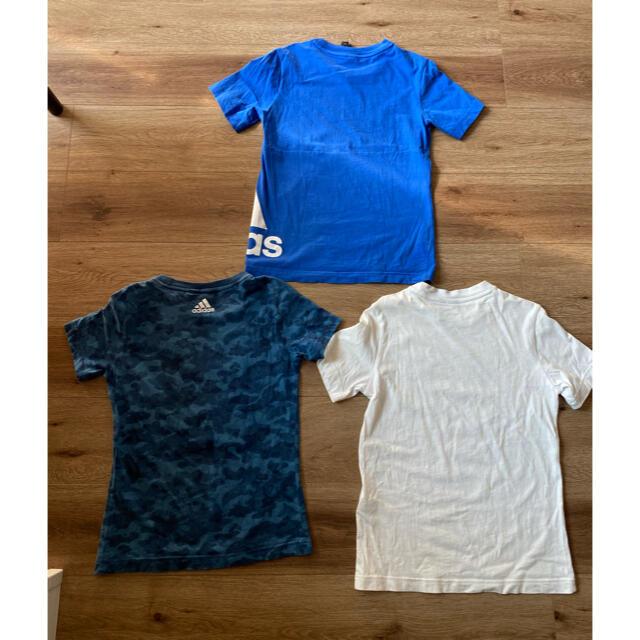 adidas(アディダス)のひとみっきー様 専用 キッズ/ベビー/マタニティのキッズ服男の子用(90cm~)(Tシャツ/カットソー)の商品写真