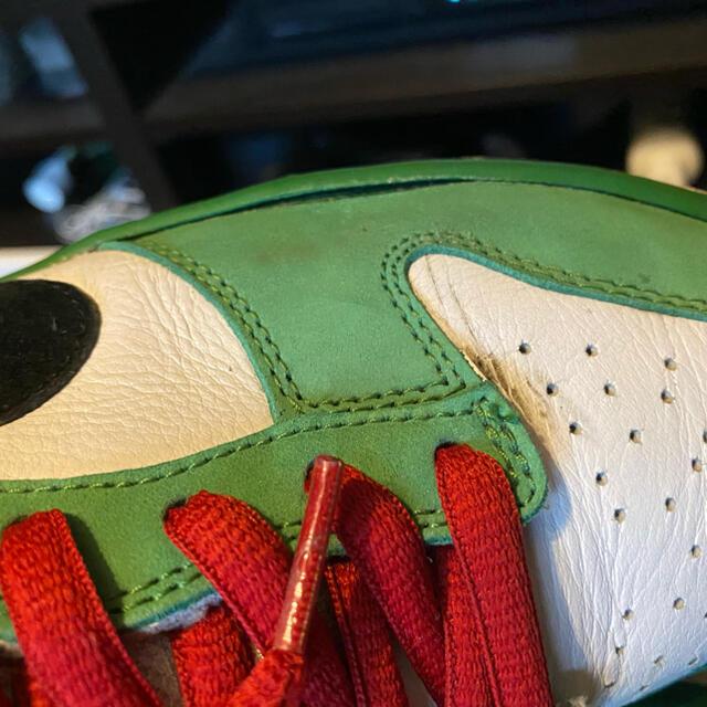 NIKE(ナイキ)のNike sb dunk low heineken ハイネケン メンズの靴/シューズ(スニーカー)の商品写真