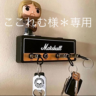 マーシャルギターアンプ型キーハンガー(その他)