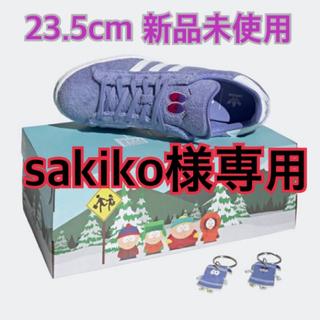 アディダス(adidas)の[23.5cm]サウスパーク×アディダスオリジナル キャンパス 80S(スニーカー)