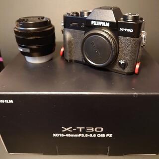 FUJI FILM X−T30 15-45レンズキット XF35mmF1.4R