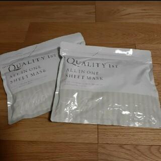 QUALITY FIRST - 【新品未開封24時間以内の発送】クオリティーファースト パック 2袋