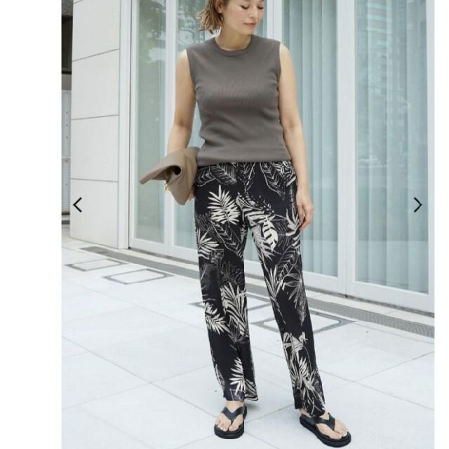 DEUXIEME CLASSE(ドゥーズィエムクラス)のBotany パンツ レディースのパンツ(カジュアルパンツ)の商品写真