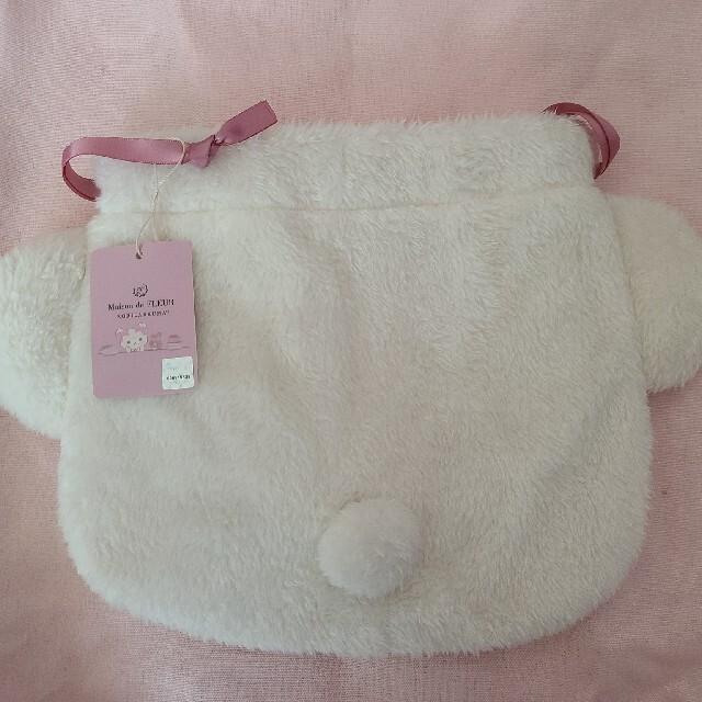 Maison de FLEUR(メゾンドフルール)のお値下げ中⭐コリラックマ 巾着 レディースのファッション小物(ポーチ)の商品写真
