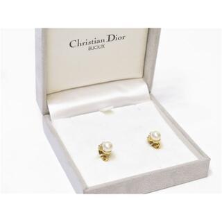 クリスチャンディオール(Christian Dior)のクリスチャンディオール イヤリング イミテーションパール(イヤリング)