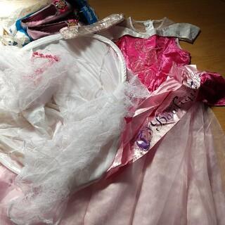 オーロラヒメ(オーロラ姫)のオーロラ姫ドレスセット(衣装)