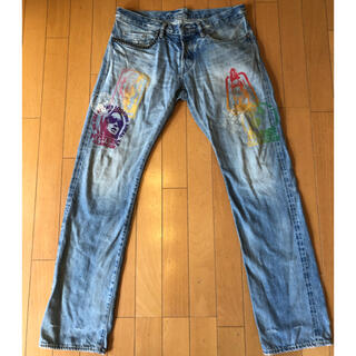 HYSTERIC GLAMOUR - HYSTERIC GLAMOUR デニム ヒステリックグラマー